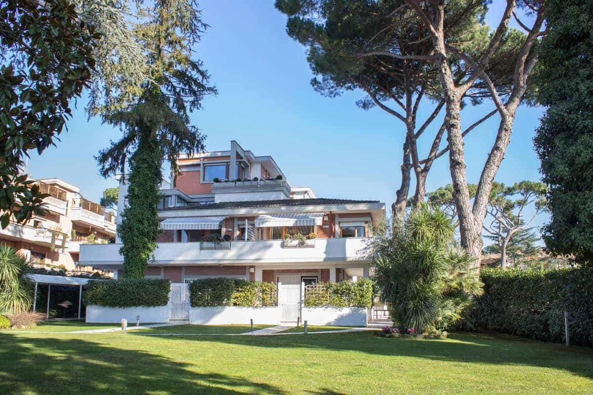 residence roma nord