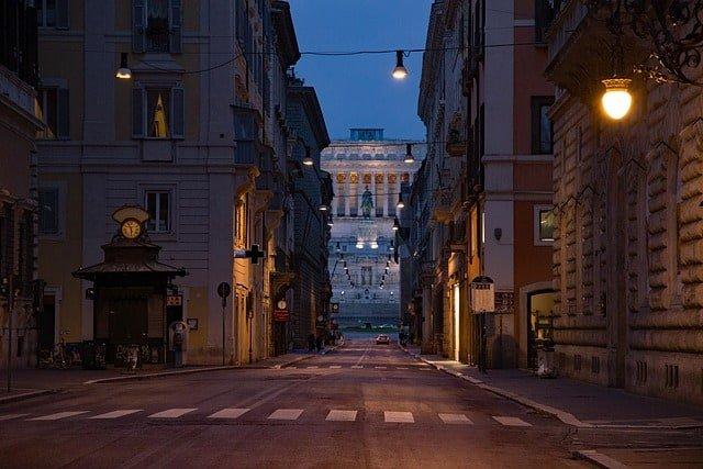 Strade di Roma Centro