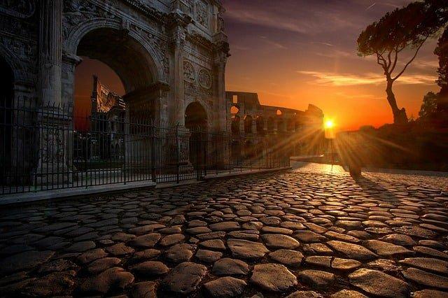 Centro di Roma, Arco di Costantino