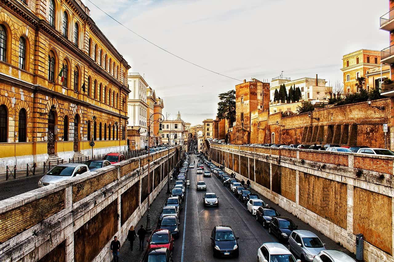 Centro di Roma: il grande, inestimabile tesoro di Aurelio