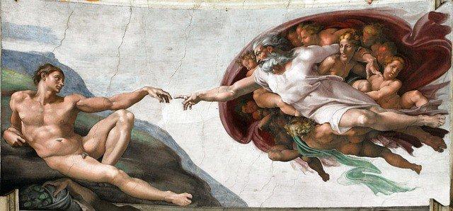 Cappella Sistina, Creazione dell'Uomo