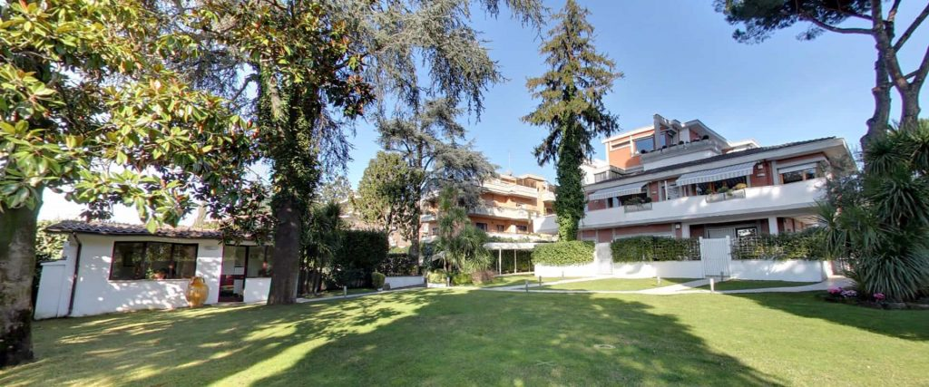appartamenti residence roma lunghi periodi