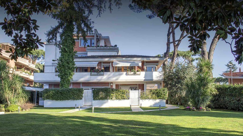 residence lunga permanenza roma